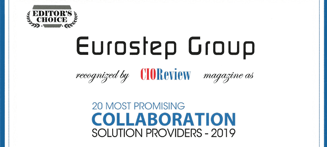 Eurostep Recognised by CIOReview